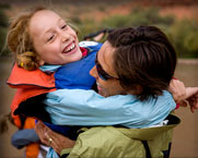 outdoor education and adventure for families