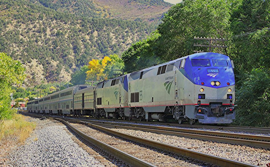 Grand Junction Amtrak - (cc licsense)