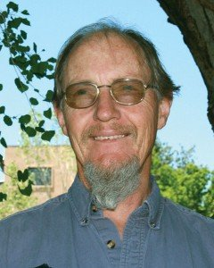 Archaeologist, Winston Hurst. Photo courtesy of the Crow Canyon Archaeological Center