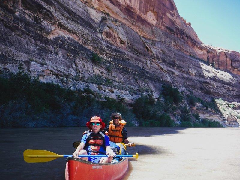 Private Green River Canoe Trip - Canyonlands Field Institute