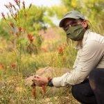 CFI Naturalist sharing insight of regional plants